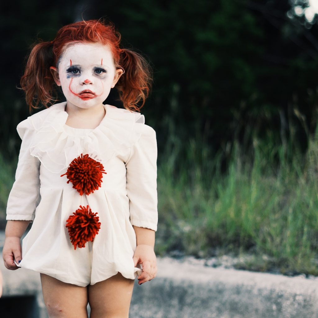 Pennywise Costume for Kids - Halloween costume