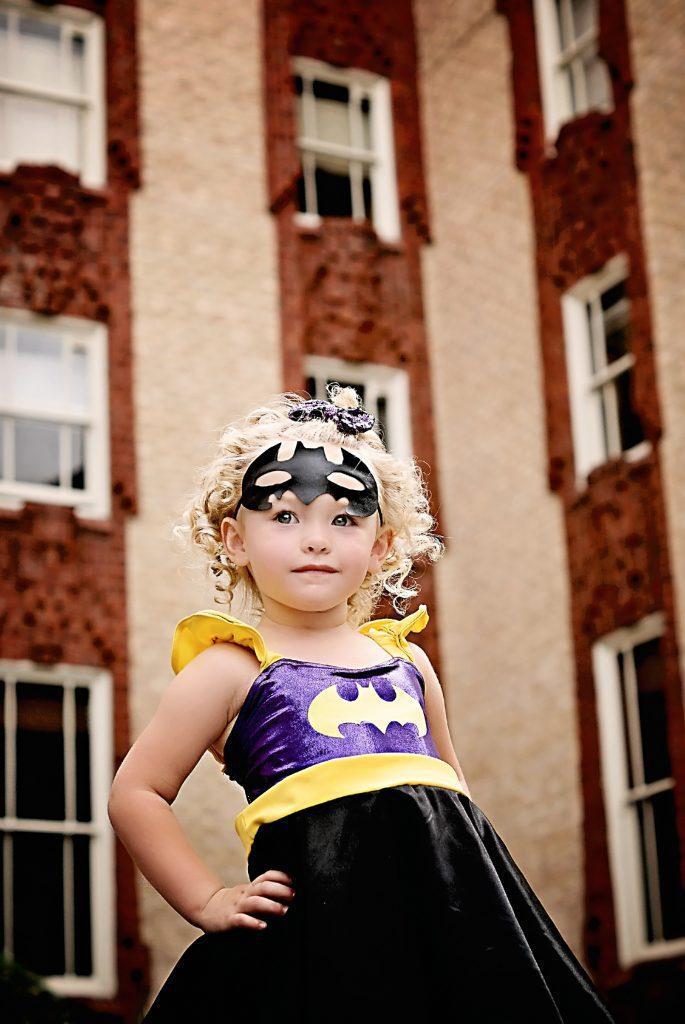 Batgirl Costume for Kids - Halloween costume