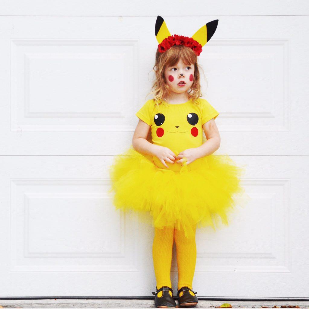 Pokemon Costume for Kids - Halloween costume