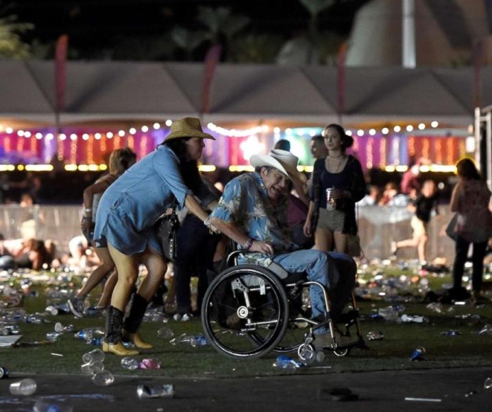 Explaining the Las Vegas Shooting to my Kids