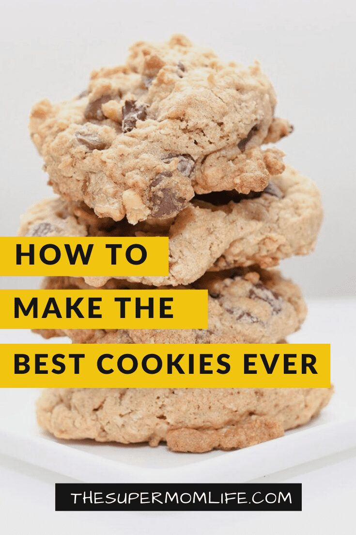 Every year my family wakes up and bakes our favorite homemade chocolate chip cookies for our favorite neighbors. I'm happy to finally share that recipe!