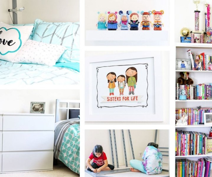 Redecorating the Perfect Big Girl Room