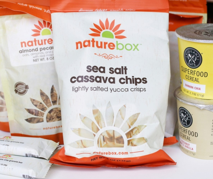 Calling All Snack Lovers – $20 in FREE Snacks for You from NatureBox