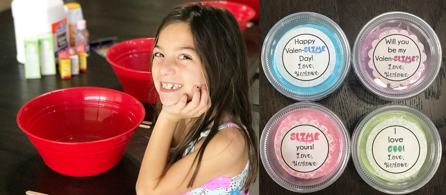 valentines day, valentines day projects, will you be my valenslime, kids crafts, kids diy, diy, crafts, valentines day crafts, mom, motherhood, parenting, 2018, parenting, parenting tips, parenting blog, love, life, mom blog, mom blogger, mom bloggers, mom blogs, tween, teens, raising tweens, raising a teen girl, raising daughters