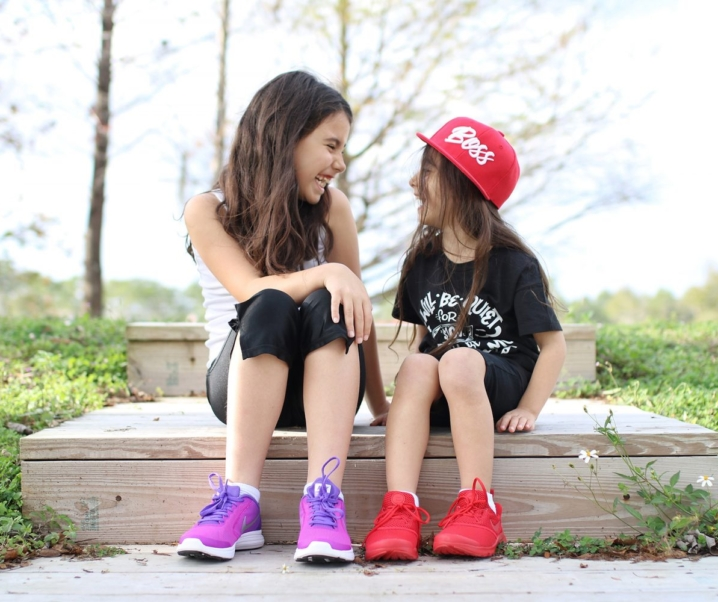 How We Save Money on Kids Sneakers