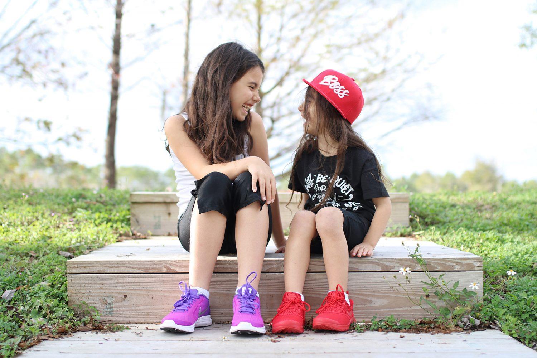 kids sneakers, easykicks, shoe subscription box, nike, converse, kids shoes, kids kicks, childrens shoes, children's kicks, children's sneakers, mom blogger, family blog, parenting blog, kid's fashion blog