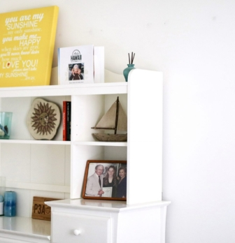 Transforming the Nursery into a Guest Room