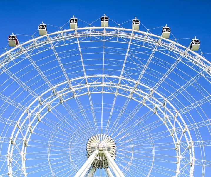 Things to Do in Florida {Series} – The Coca-Cola Orlando Eye
