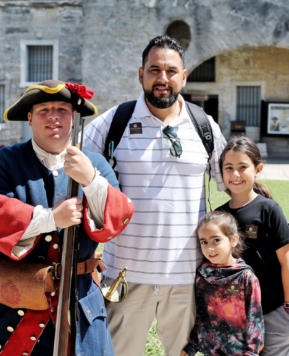THINGS TO DO IN FLORIDA {SERIES} – Castillo de San Marcos National Monument