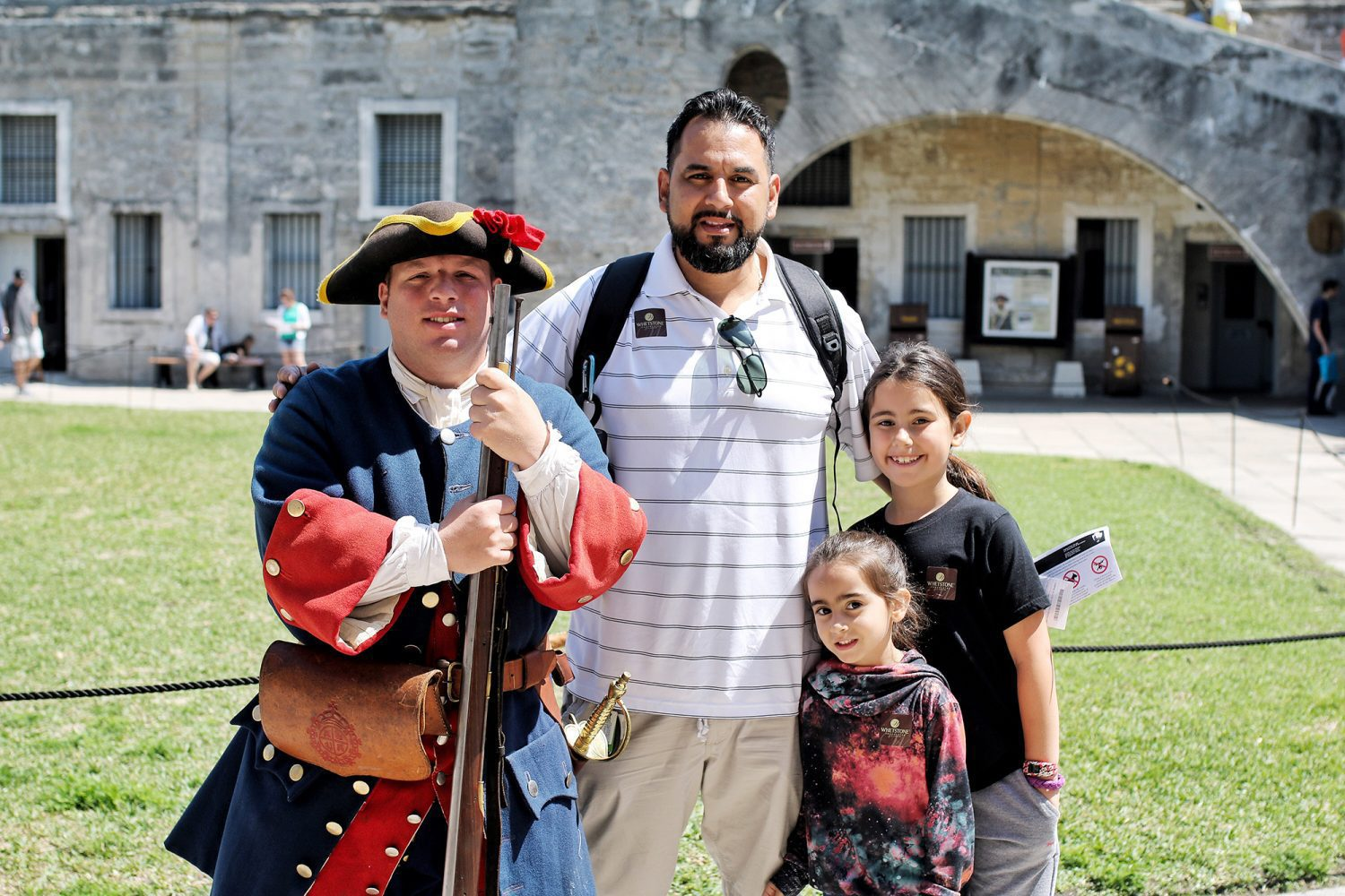 Castillo de San Marcos, National Monument, history of america, travel, travel blogger, travel blog, St Augustine, Historic District, Florida, St. Augustine, saint augustine, st. augustine attractions, things to do in st. augustine, top attractions st. augustine, things to do with kids in st. augustine, florida tourist attraction, things to do in florida, 2018