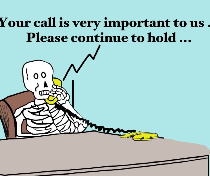 """This Call """"May Be"""" Monitored and/or Recorded for Quality Assurance"""