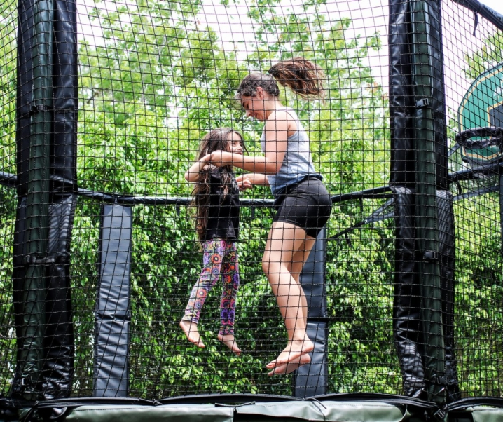 5 Reasons You Need a Trampoline
