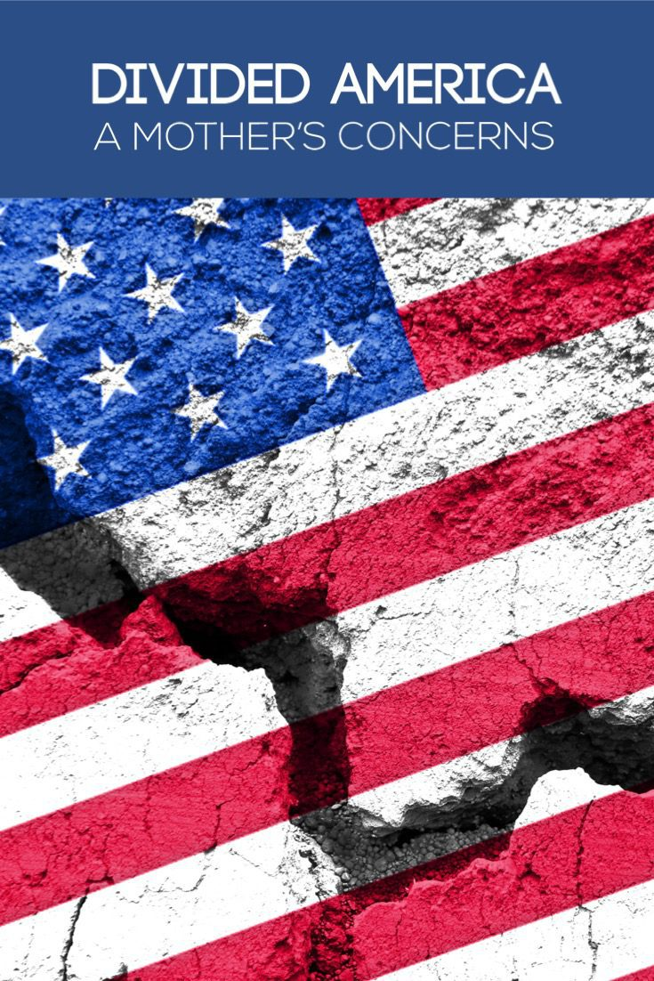 What if we left our political parties and put aside our differences? What if we brought together our divided America? How much better would that be?