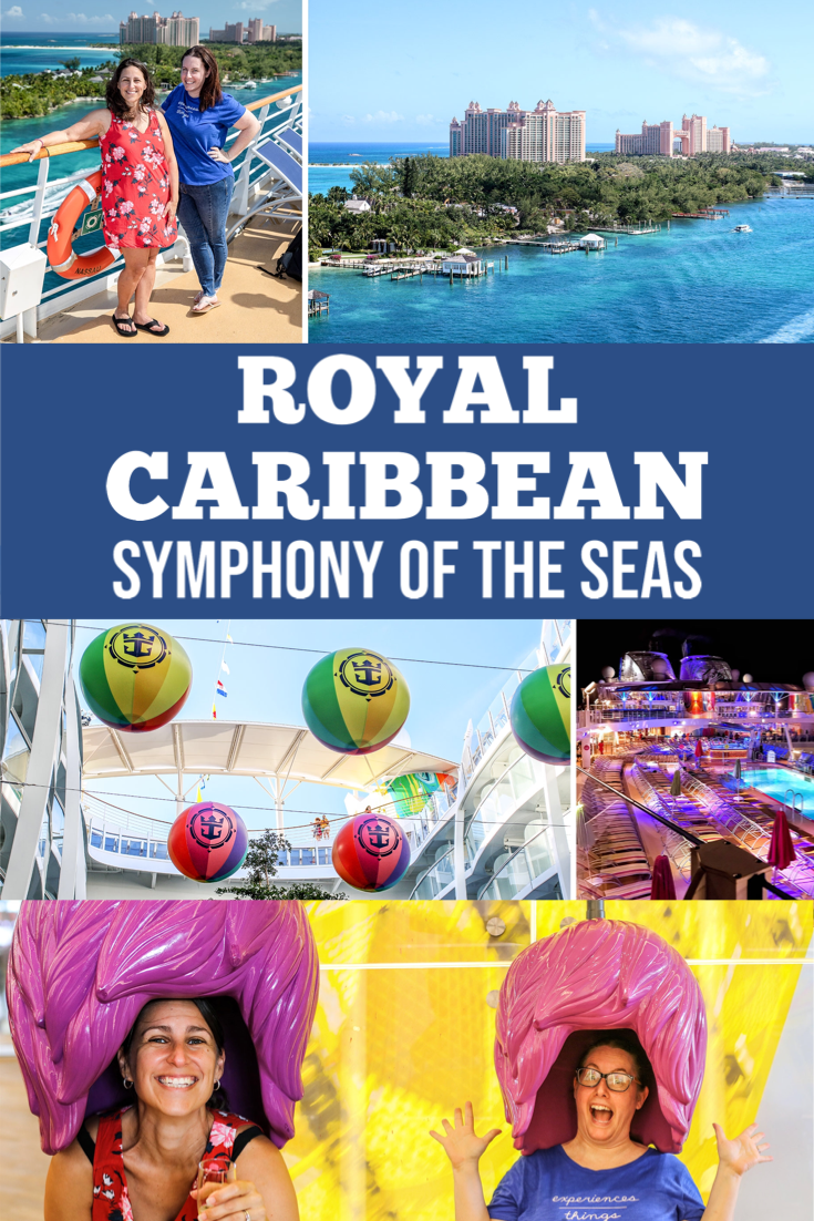 I was lucky enough to spend my birthday on the largest cruise ship in the world, Royal Caribbean's NEW Symphony of the Seas. What an experience!