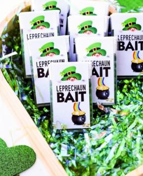 St. Patrick's Day Leprechaun Bait for Kids Plus Free Printable