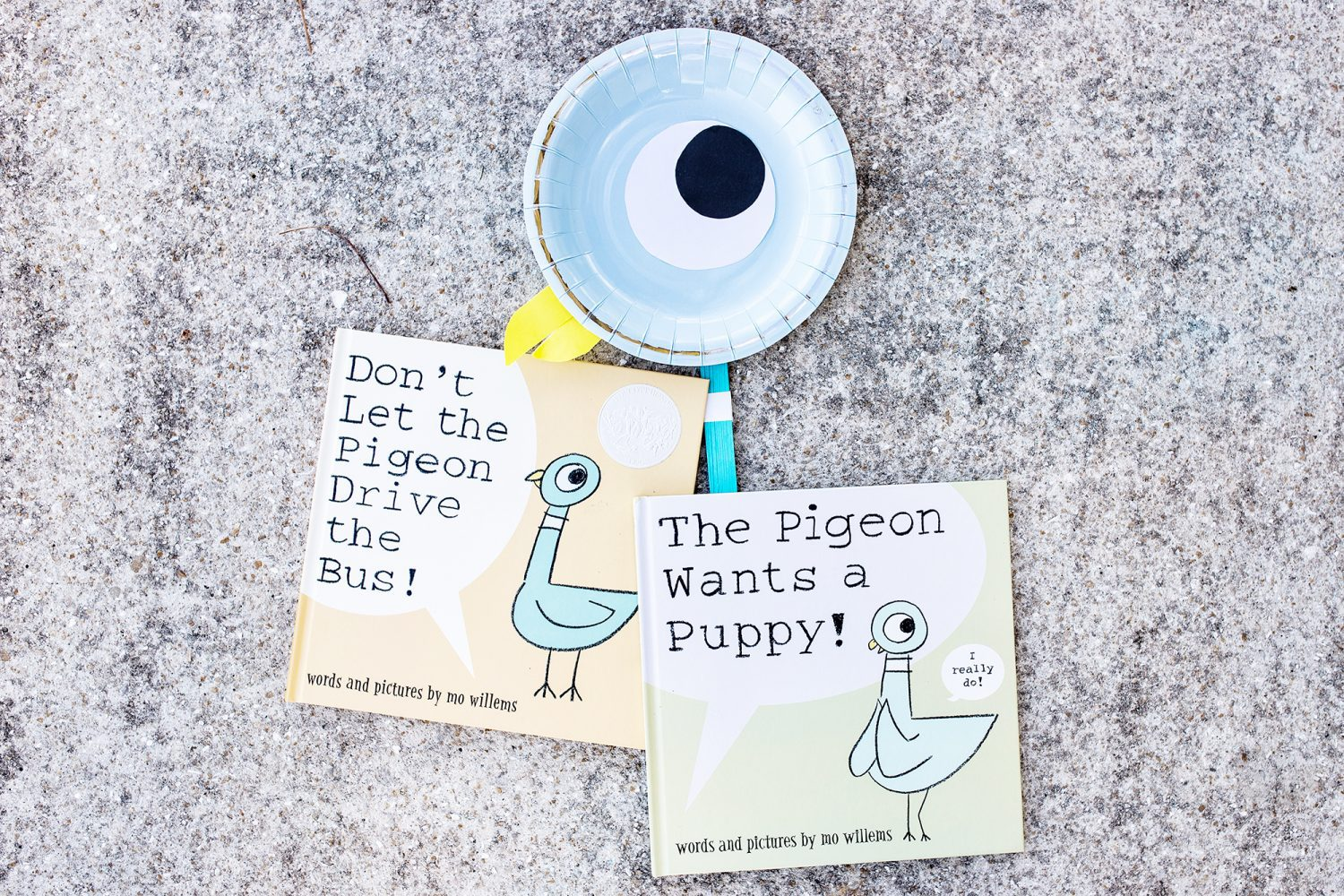 kids craft, kids diy, children's craft, children's diy, pigeon mask, how to, how to make a pigeon mask, mo willems pigeon, don't let the pigeon drive the bus, the pigeon wants a puppy, mo willems, pigeon, mo willems book, disney books, disney, kids books, childrens books, best new children's book, willems, best children's author, best kids author, book release