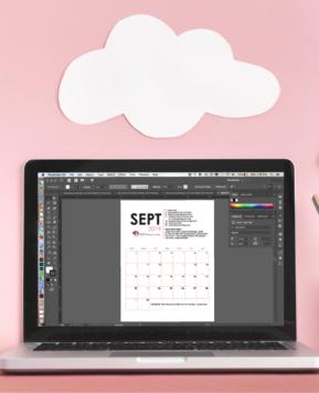 Free Printable Editorial Calendar for Bloggers – Third Quarter 2019