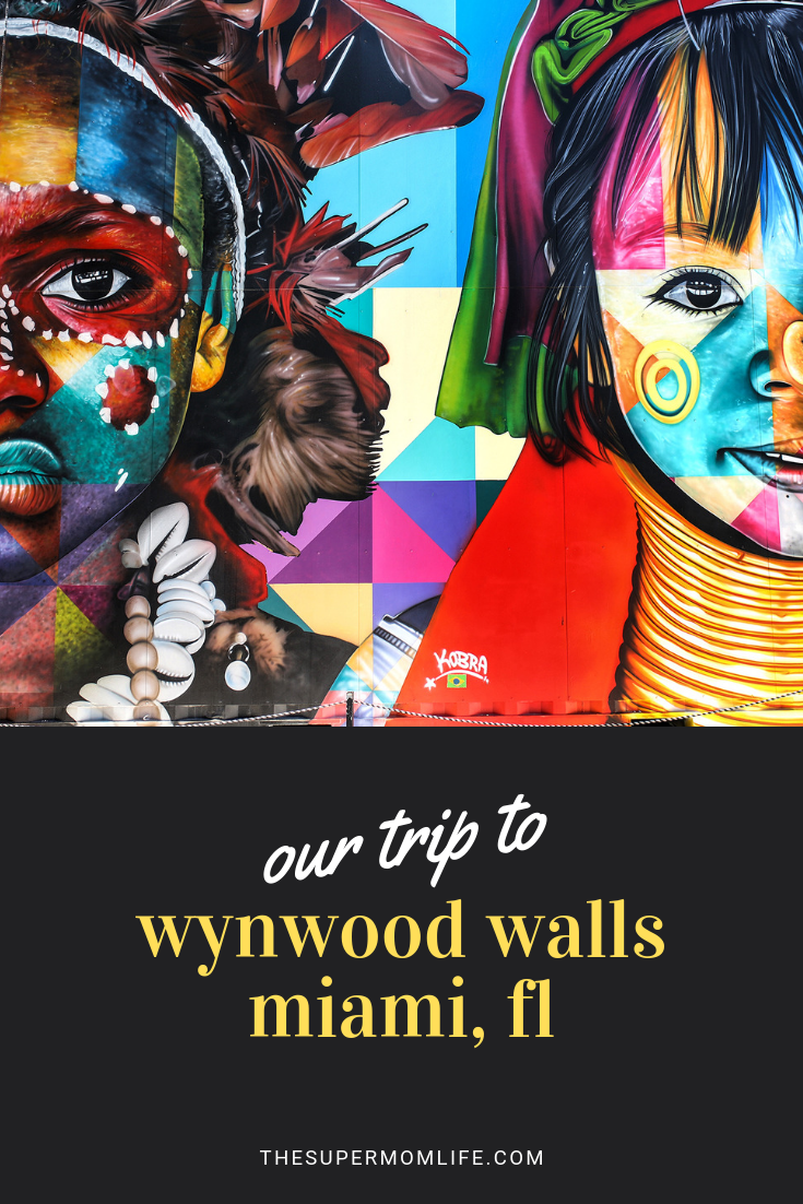 Wynwood Walls is a must see if you're traveling to Miami, FL. In the heart of the Miami Art District, it features incredible street art and more.