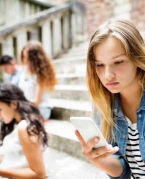 Does your Teen Struggle with Anxiety?