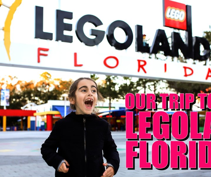 Our First Trip to Legoland Florida and Legoland Hotel