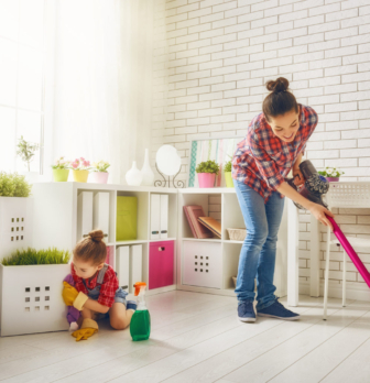 Easy Cleaning Schedule for Self Quarantine and Self Isolation