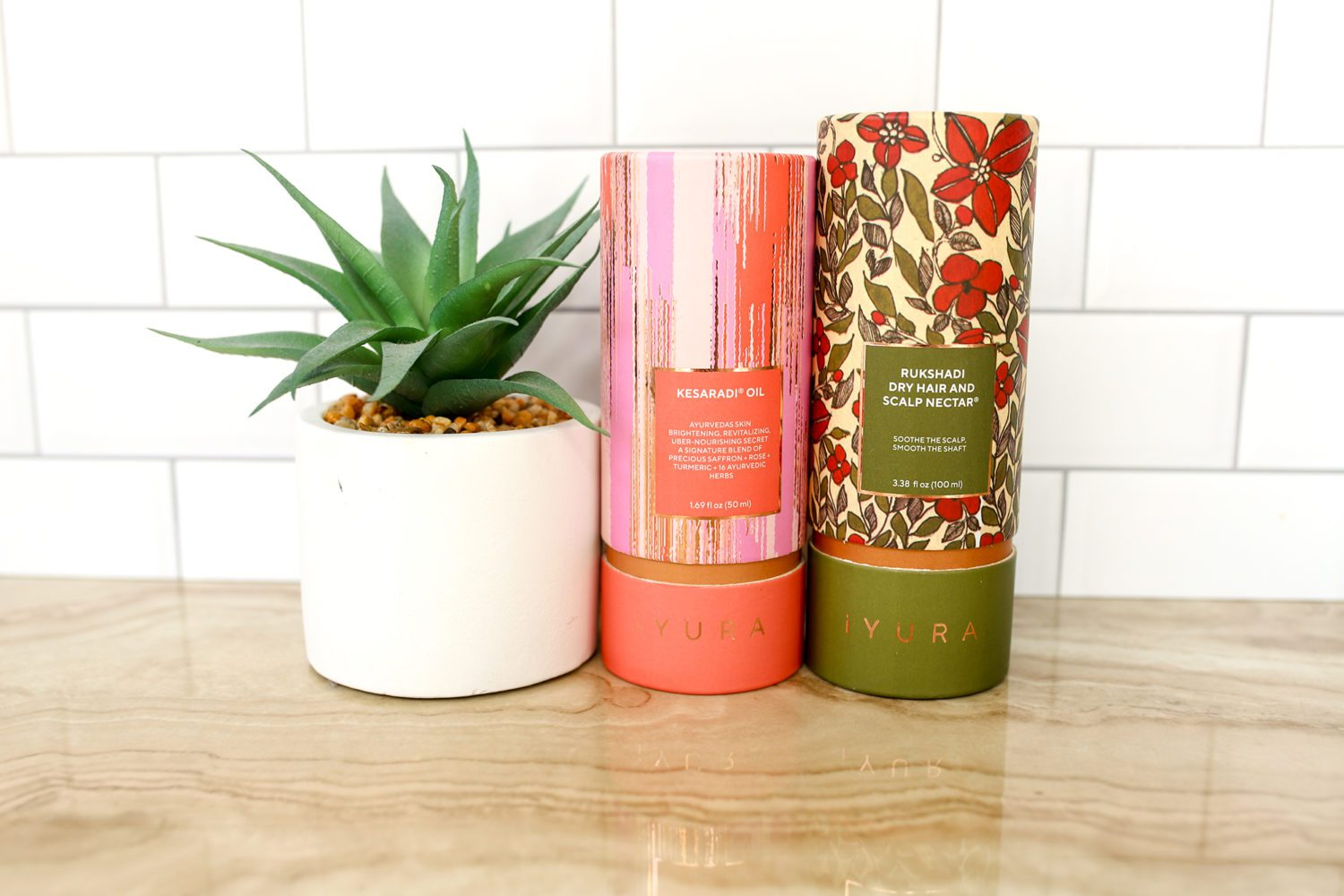 beauty products from iYura