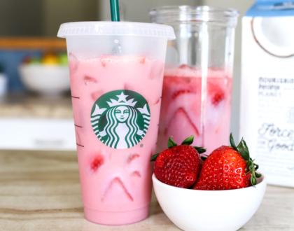 Starbucks Pink Drink Copycat Recipe
