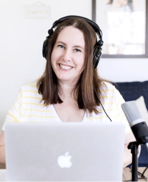 Navigating Anxiety as a Mom – My First Podcast Interview