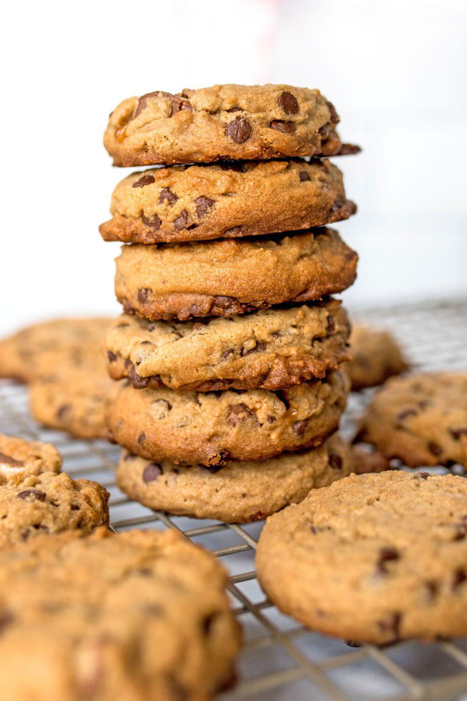 beautiful stack of cookies