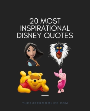 Most Inspirational Disney Quotes