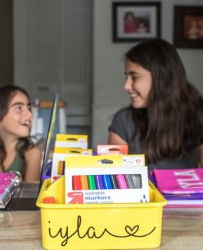 What You Need to Personalize Your Back to School Supplies Easily with Cricut