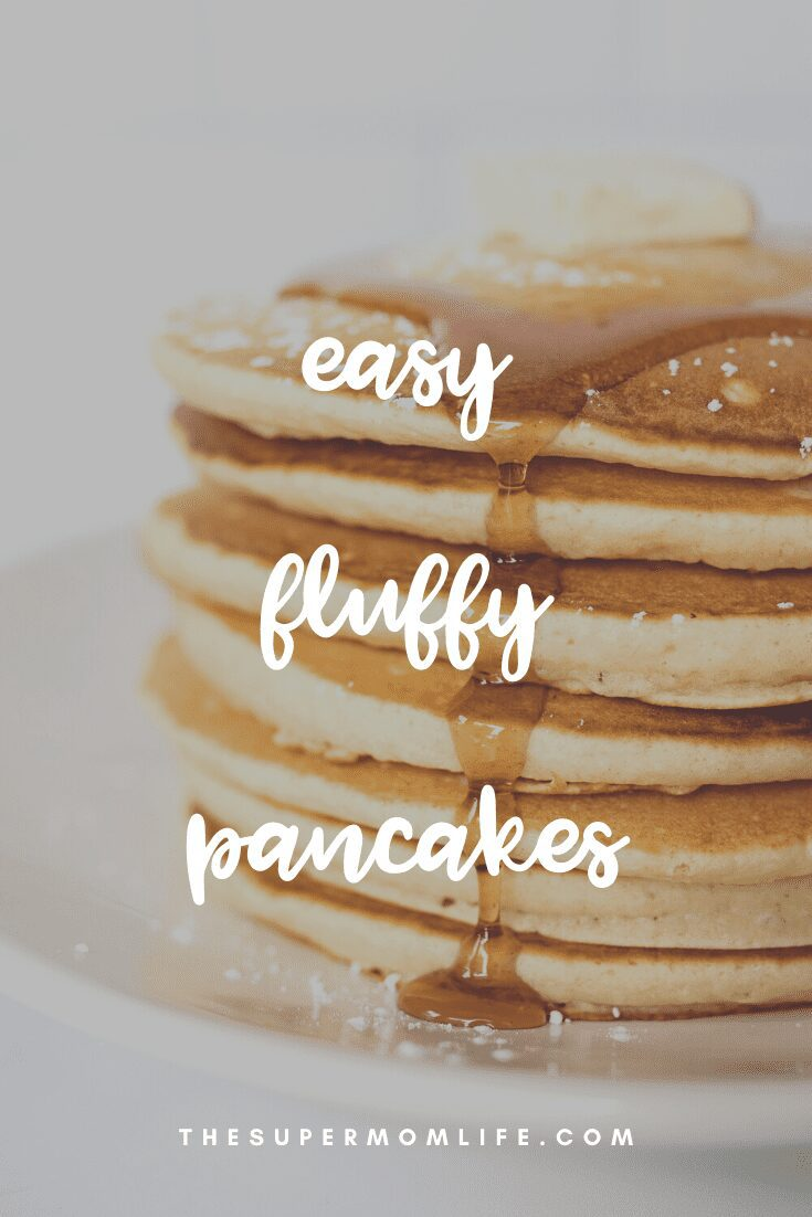 Fluffy pancakes have never been easier. Just use our pancake mix recipe, add a few ingredients and you have a the perfect family breakfast.