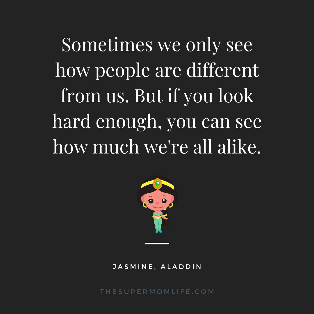 Sometimes we only see how people are different from us. But if you look hard enough, you can see how much we're all alike.