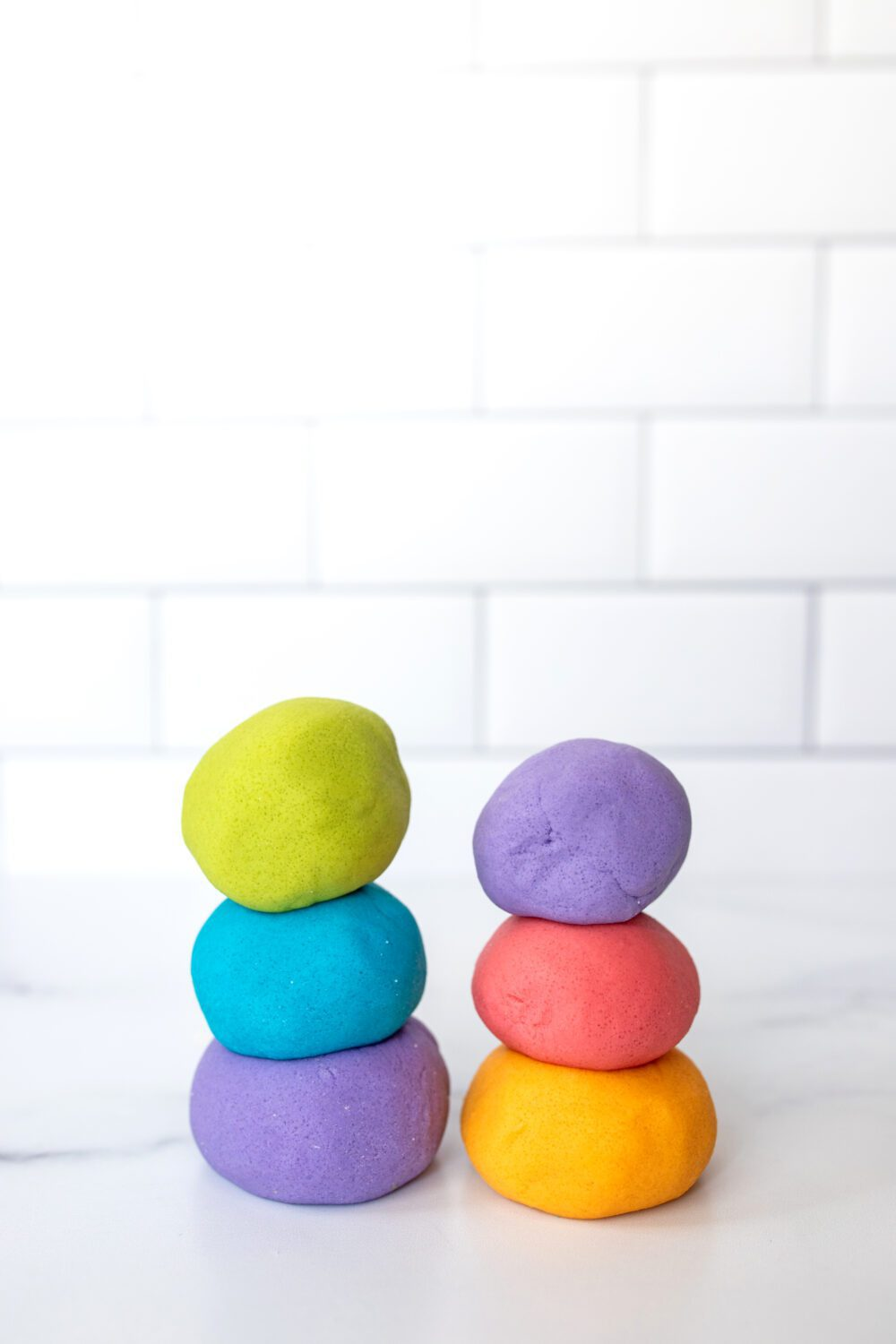 colorful dough you can make at home