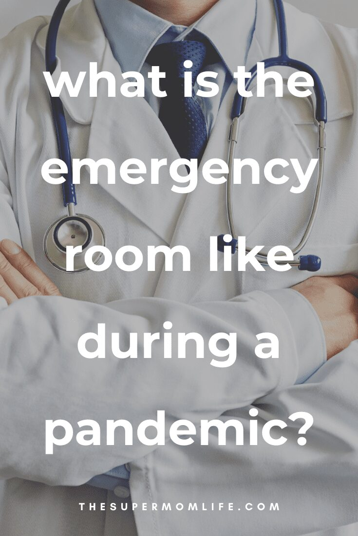 If you're wondering what it's like to go to the emergency room during a pandemic, I'm sharing my story.