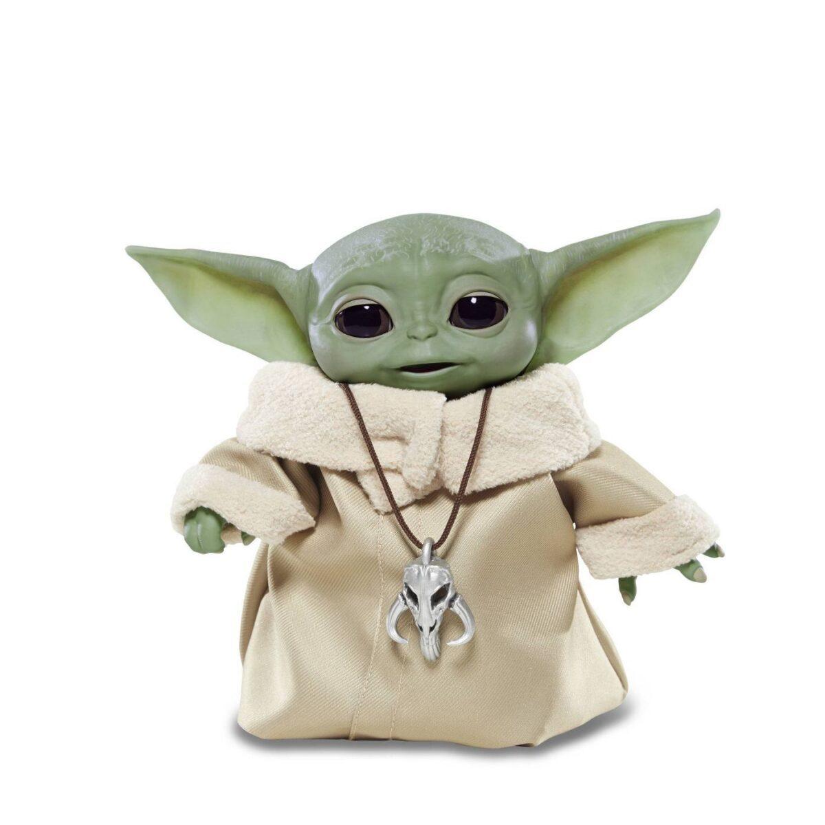 Baby Yoda Animatronic Edition