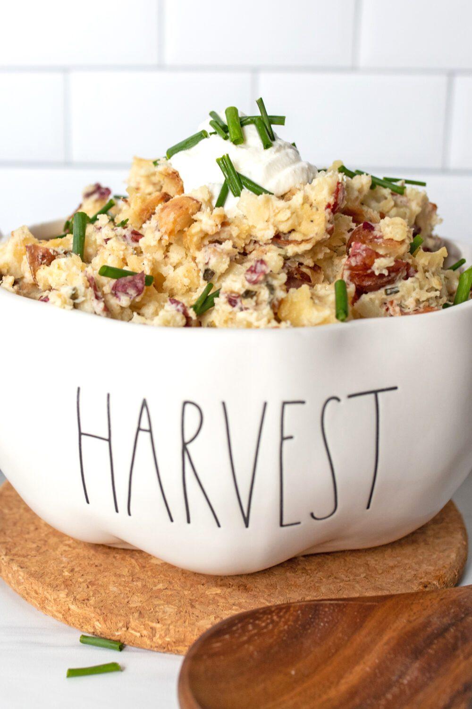 harvest rae dunn dish