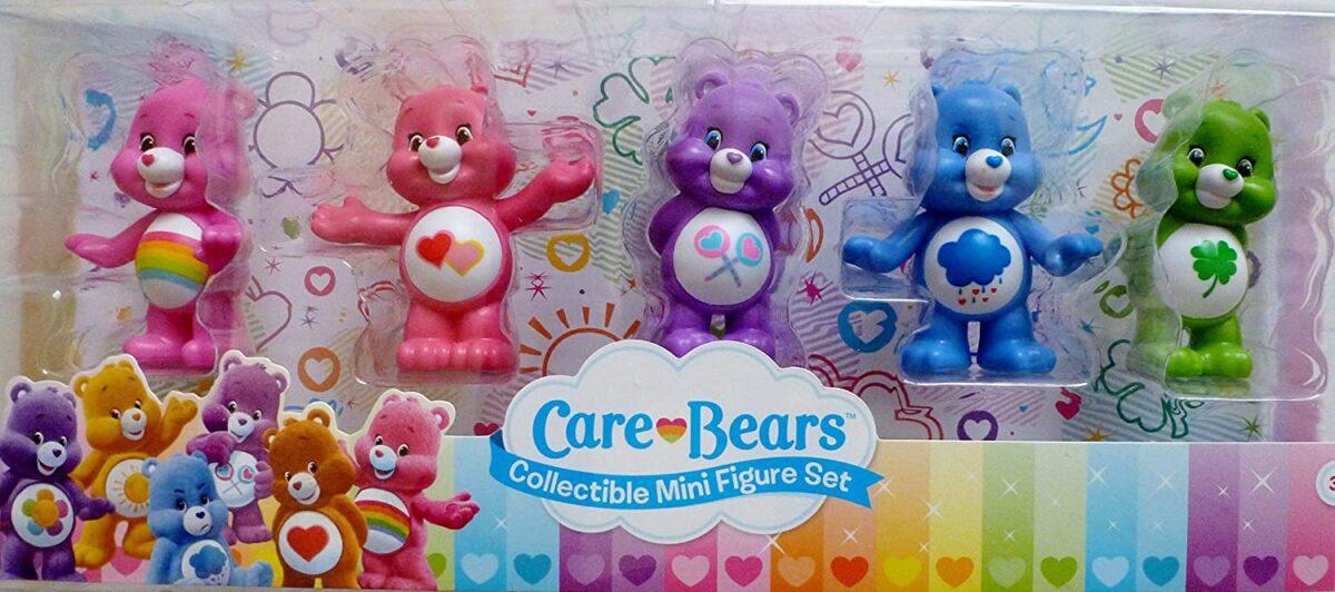care bear figurines
