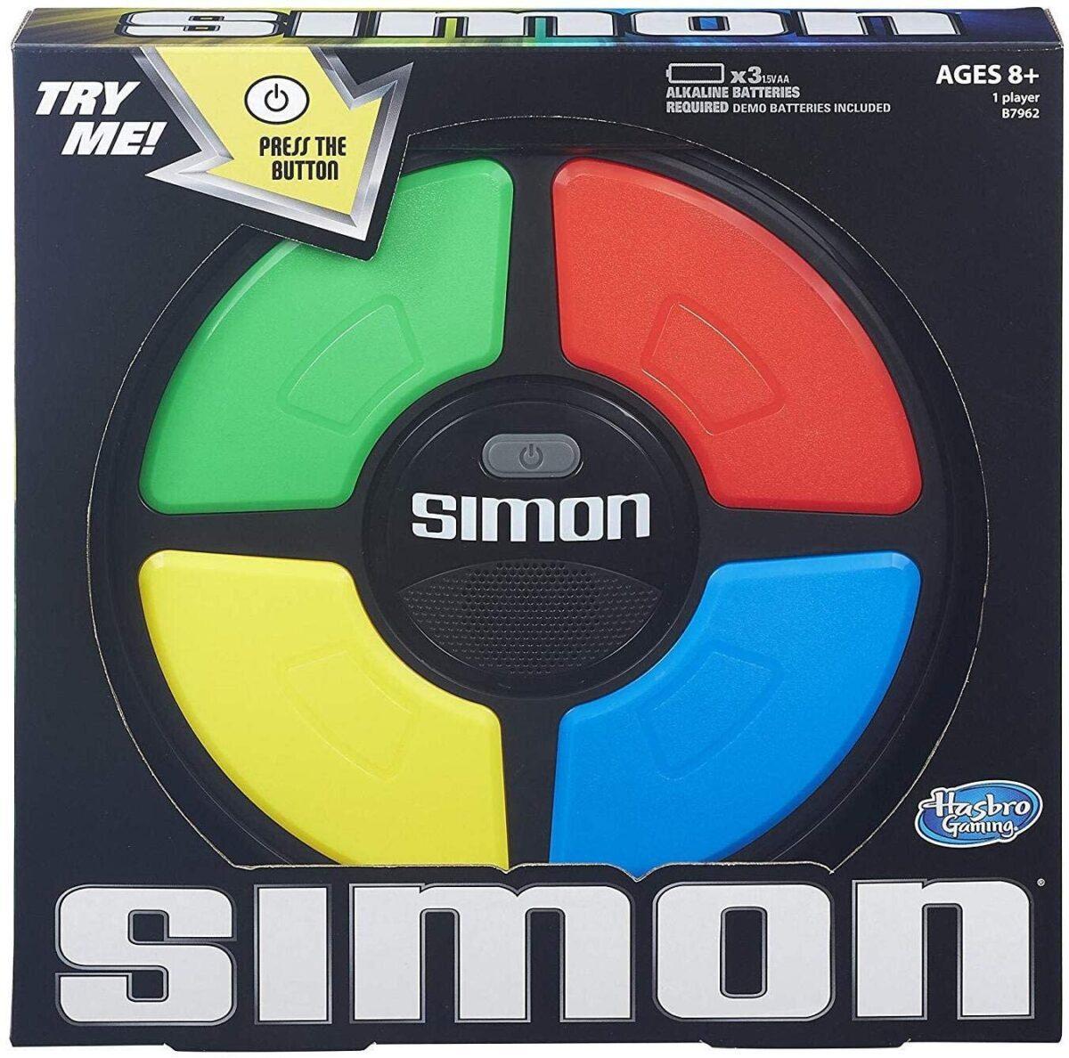 simon retro game