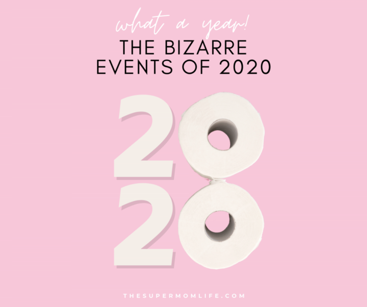 Bizarre Events of 2020
