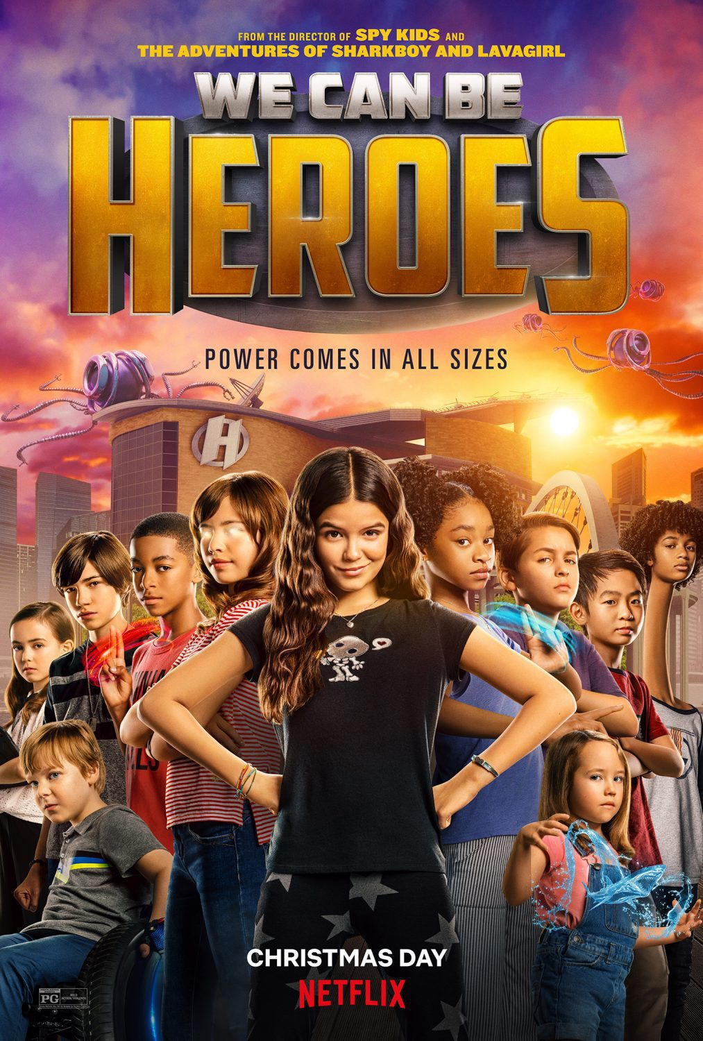 We Can Be Heroes Netflix Cover Image