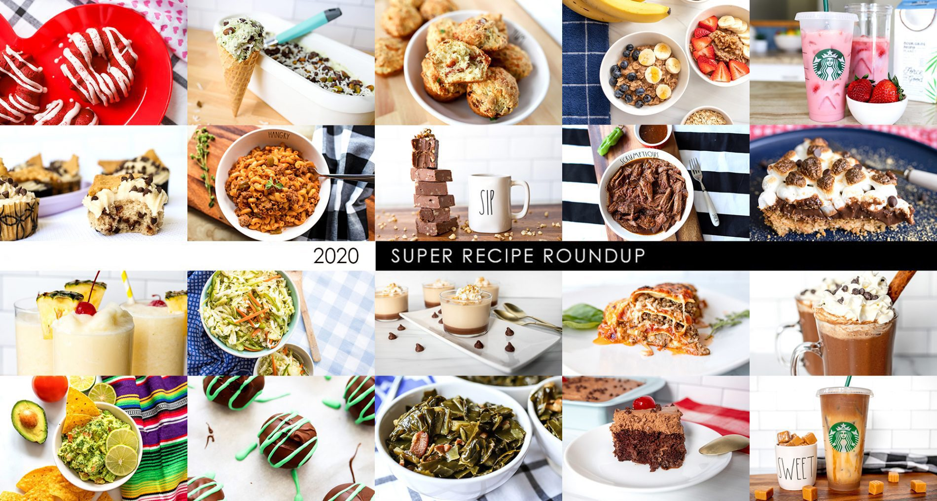 our favorite recipes of 2020