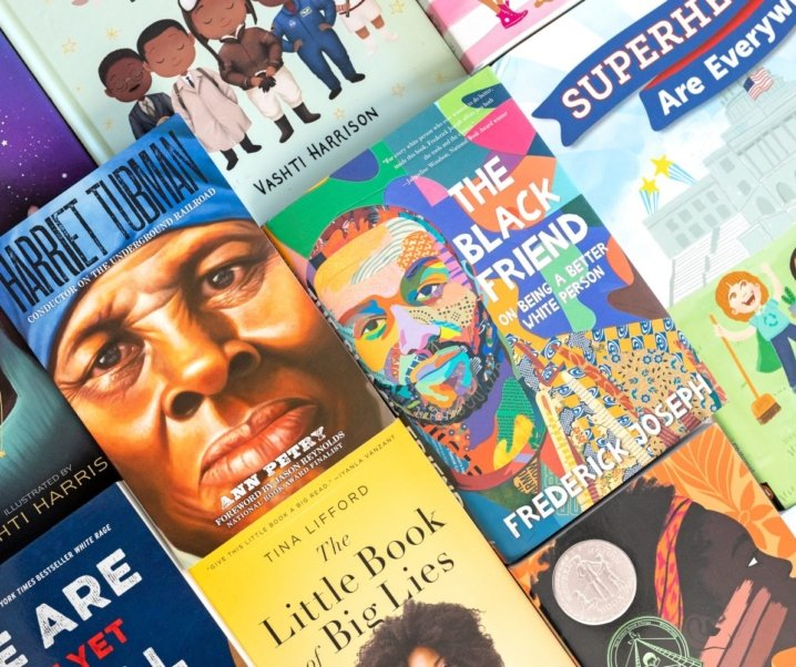 What's On Our Shelf This Black History Month