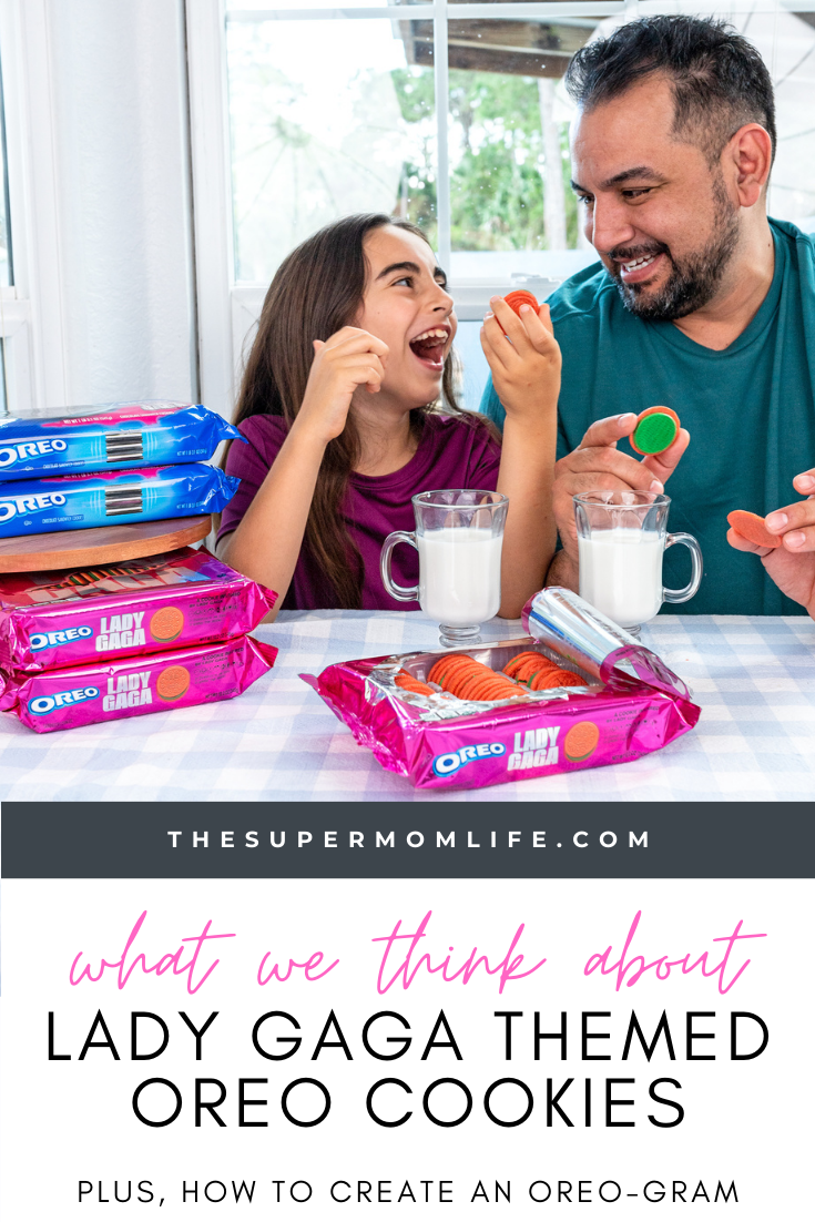 #AD We finally got to try the Limited Edition Lady Gaga's Chromatica OREO Cookies. Click to find out what we thought and grab a $5 @Target GiftCard™. #SingItWithOREOAtTarget @OREO