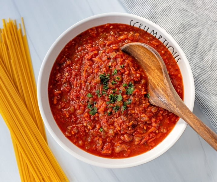 Slow Cooker Pasta Sauce