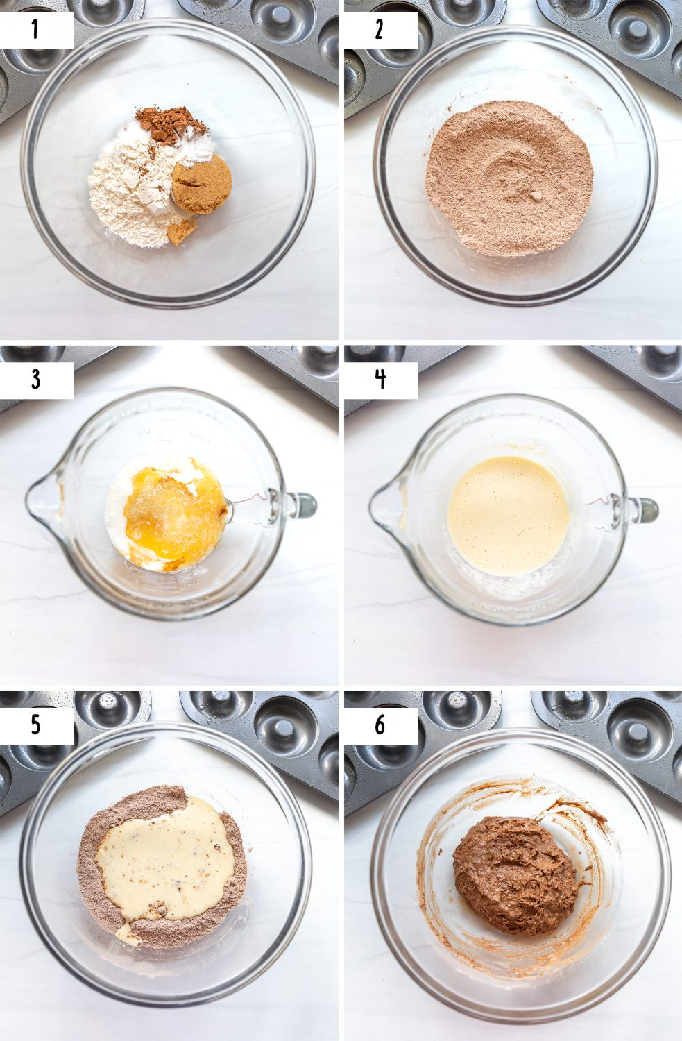 steps to make donuts