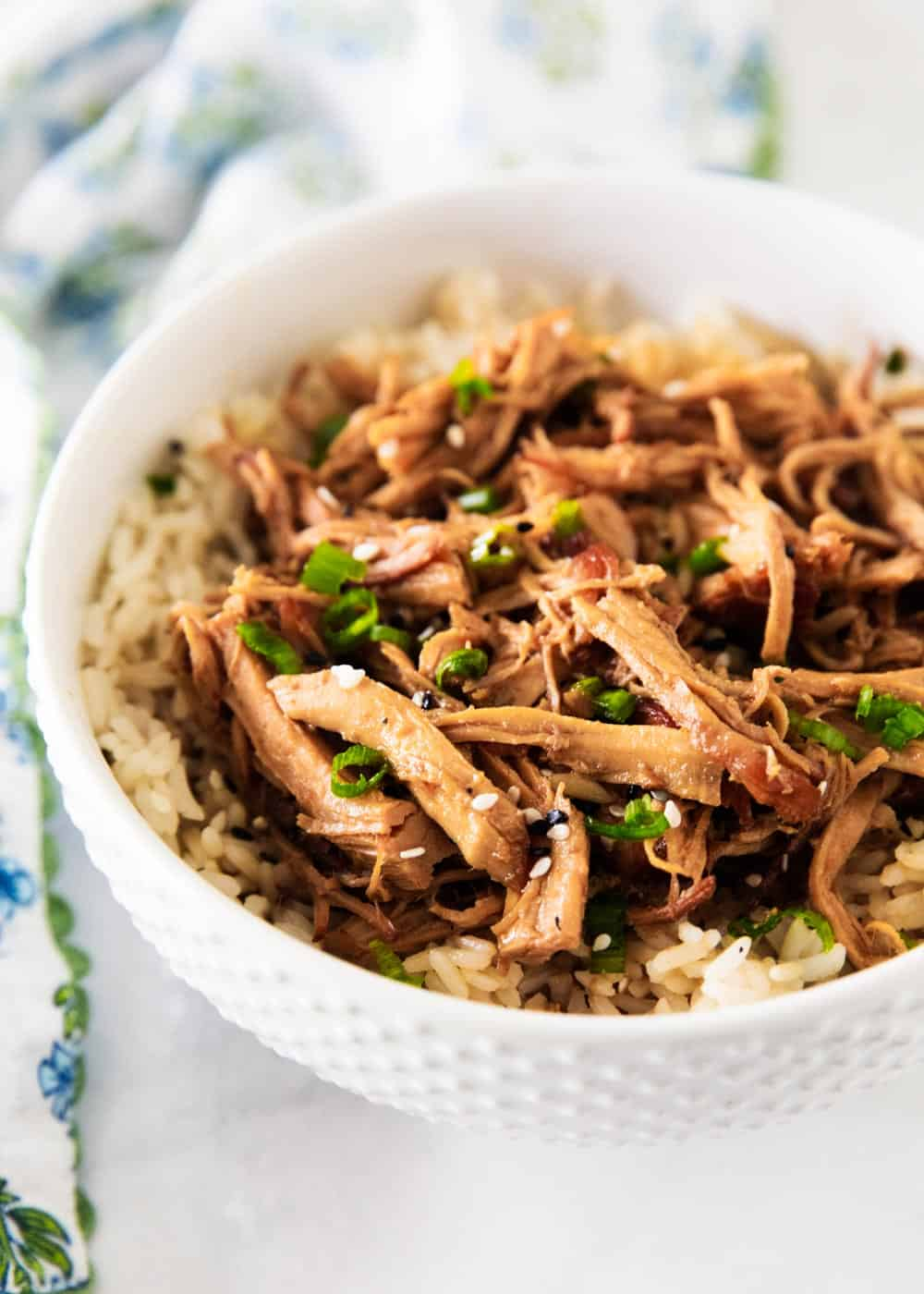 Slow Cooker Honey Chicken Recipe by I Heart Naptime