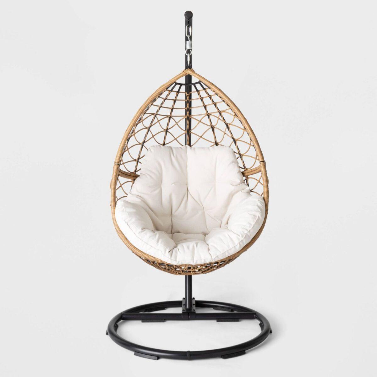 Britanna Patio Hanging Egg Chair - Natural - Opalhouse™