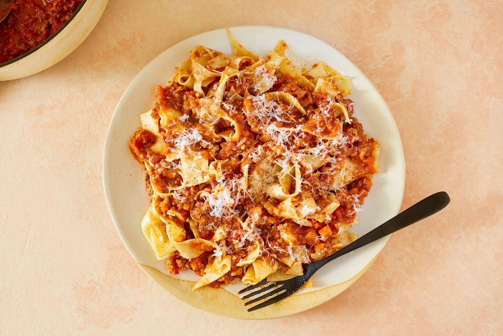 Pappardelle Bolognese by Delish
