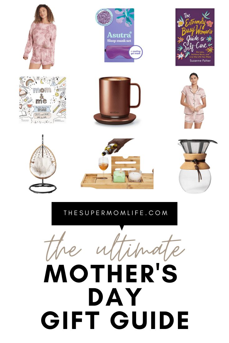 If you are looking for the perfect gift for Mother's Day this year, check out these ideas, chosen by Mom!